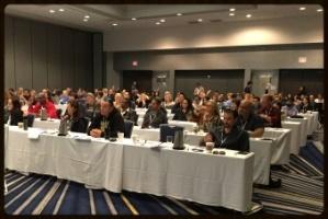Orange County Event Full Room